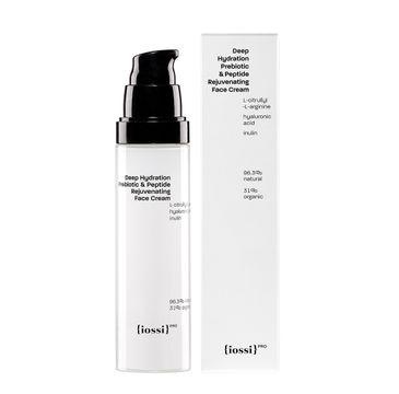 Iossi Deep Hydration Prebiotic & Peptide Rejuvenating Face Cream intensywnie regenerujący krem do skóry wrażliwej (50 ml)