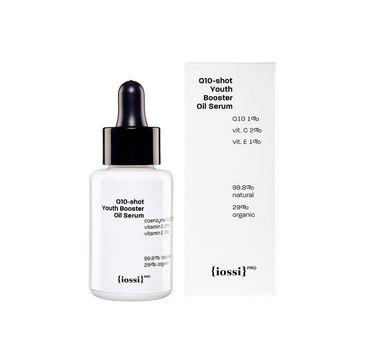 Iossi Q10-Shot Youth Booster Oil Serum olejowe serum z witaminami i koenzymem Q10 (30 ml)