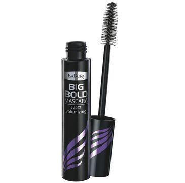 Isadora Big Bold Mascara Super Volumizing tusz do rzÄ™s 10 Black 14ml