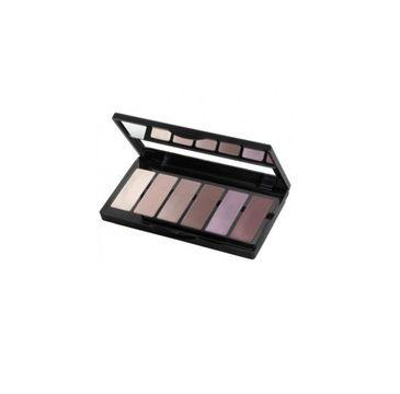 Isadora Eye Color Bar paleta 6 cieni do powiek 61 Smoky Mauves 5g