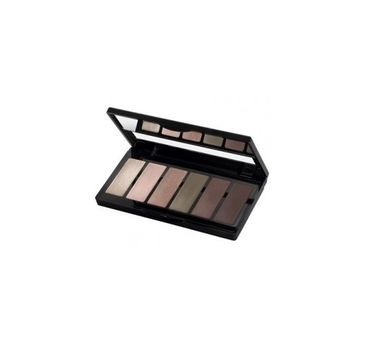 Isadora Eye Color Bar paleta 6 cieni do powiek 63 Autumn Leaves 5g