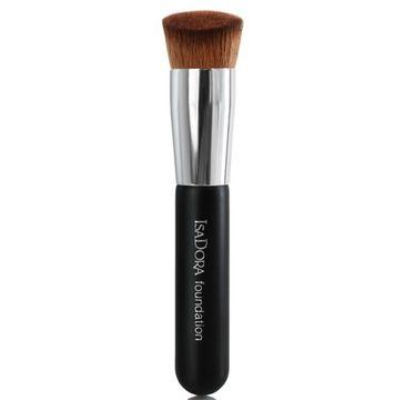 Isadora Foundation Perfect Face Brush precyzyjny pędzel do podkładu