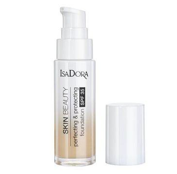 Isadora Skin Beauty Perfecting & Protecting Foundation SPF35 ochrono-udoskonalający podkład do twarzy 02 Linen (30 ml)