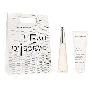 Issey Miyake L'Eau D'Issey Pour Femme zestaw prezentowy woda toaletowa spray 25 ml + balsam do ciała 75 ml