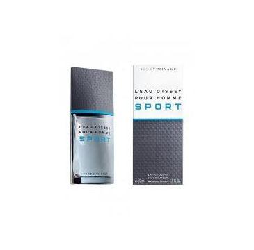 Issey Miyake L'eau D'issey Pour Homme Sport woda toaletowa spray 100ml