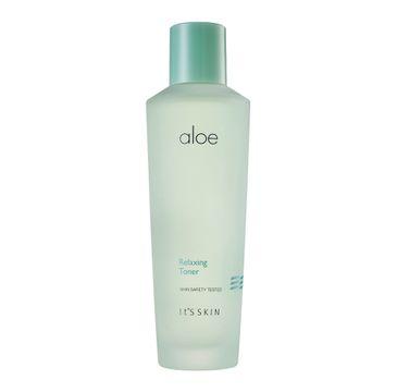 It's Skin Aloe Relaxing Toner - relaksująco - łagodzący tonik do twarzy z aloesem 150 ml