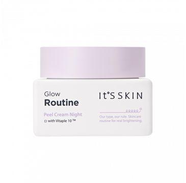 It's Skin Glow Routine Peel Cream Night - krem do twarzy na noc 50 ml