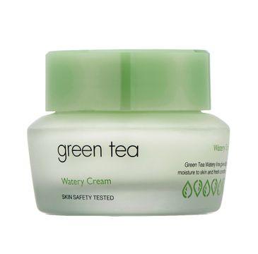 It's Skin Green Tea Watery Cream - krem do twarzy z zieloną herbatą 50 ml
