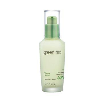 It's Skin Green Tea Watery Serum - serum do twarzy z zielonÄ… herbatÄ… 40 ml