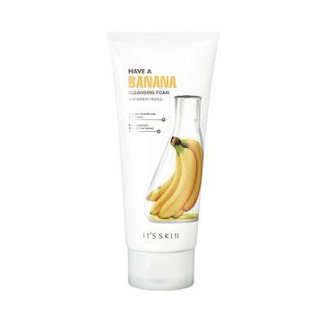 It's Skin Have a Banana Cleansing Foam - pianka do mycia twarzy z wyciągiem z banana 150 ml