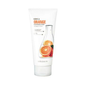It's Skin Have a Orange Cleansing Foam - pianka do mycia twarzy z wyciągiem z pomarańczy 150 ml