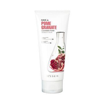 It's Skin Have a Pomegranate Cleansing Foam - pianka do mycia twarzy z wyciągiem z granatu 150 ml