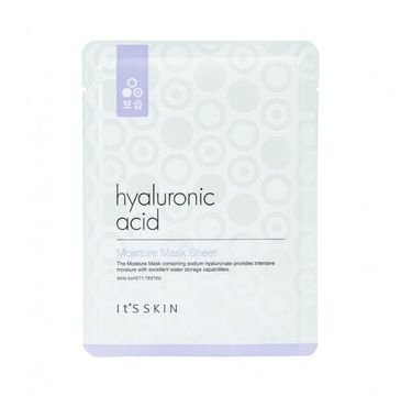 It's Skin Hyaluronic Acid Moisture Mask Sheet (maseczka w płachcie z kwasem hialuronowym 17 g)
