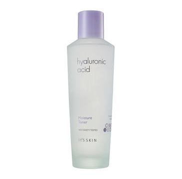 It's Skin Hyaluronic Acid Moisture Toner - nawilżający tonik do twarzy z kwasem hialuronowym 150 ml