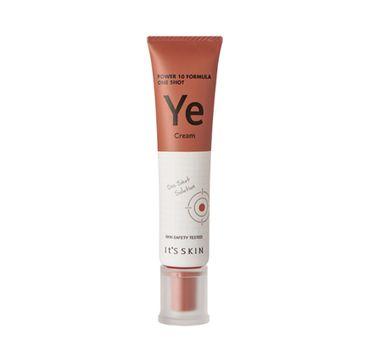 It's Skin Power 10 Formula One Shot YE Cream - regenerujący krem do twarzy 35 ml