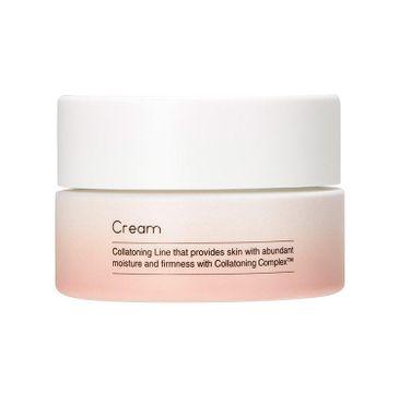 It's Skin Collatoning Cream intensywnie nawilżający krem do twarzy z kolagenem morskim (50 ml)