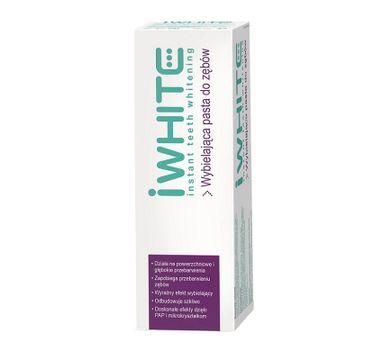 iWhite Instant Teeth Whitening wybielająca pasta do zębów 75ml