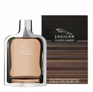 Jaguar Classic Amber woda toaletowa spray 100ml