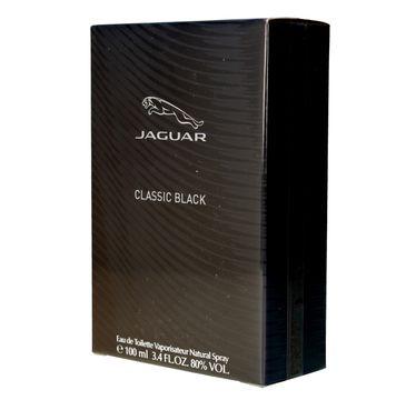 Jaguar Classic Black woda toaletowa męska 100 ml