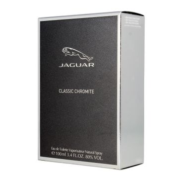 Jaguar Classic Chromite Woda toaletowa 100ml