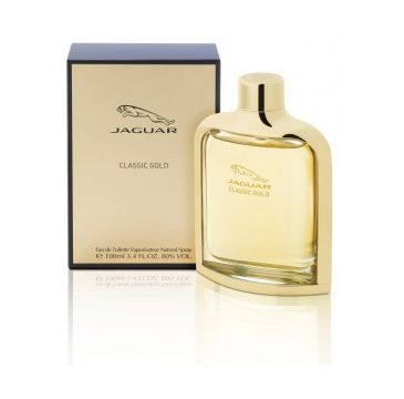 Jaguar Classic Gold woda toaletowa spray 100ml