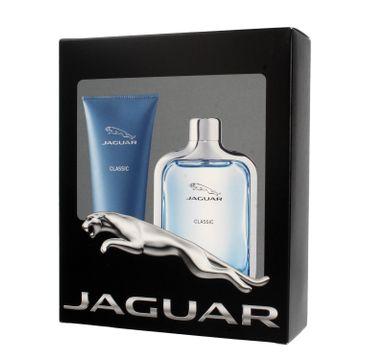 Jaguar Classic Zestaw prezentowy (woda toaletowa 100ml+żel pod prysznic 200ml)