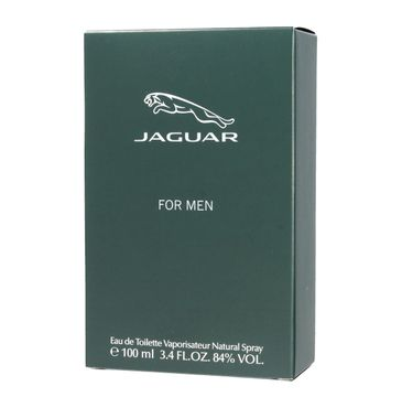 Jaguar For Men woda toaletowa męska 100 ml