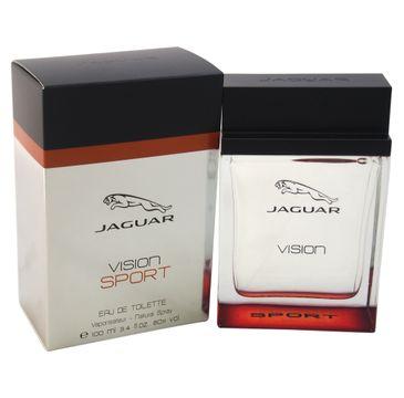 Jaguar Vision Sport woda toaletowa spray 100ml