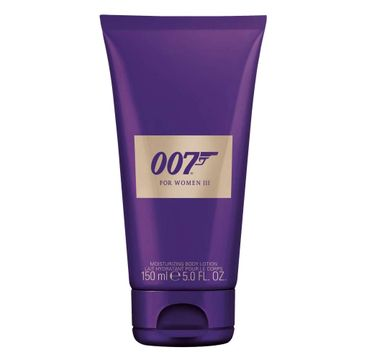 James Bond 007 For Woman III balsam do ciała 150ml