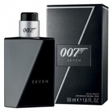 James Bond 007 Seven woda toaletowa spray 50ml