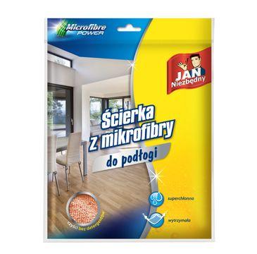 Jan Niezbędny ściereczka z mikrofibry do podłogi 1 szt.