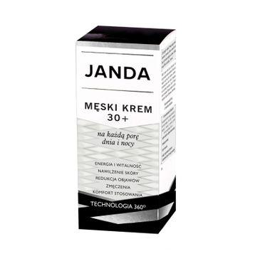 Janda – Męski krem 30+ (50 ml)