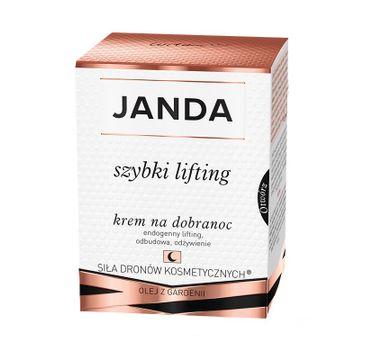 Janda – Szybki lifting krem na dobranoc ( 50 ml)