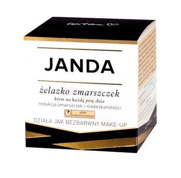 Janda – Żelazko zmarszczek krem dzień/noc (50 ml)