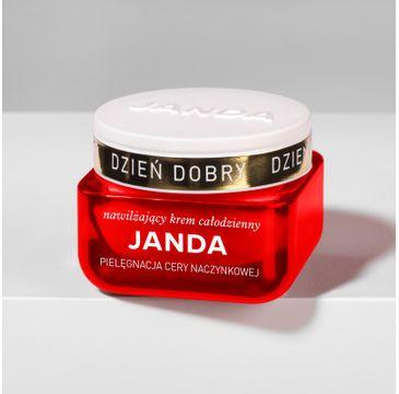 Janda – Cera naczynkowa krem całodzienny (50 ml)