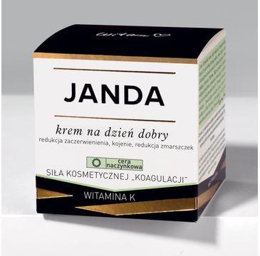 Janda – Cera naczynkowa Krem na dzień dobry (50 ml)