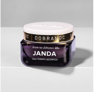 Janda – Krem 40+ na dobranoc (50 ml)
