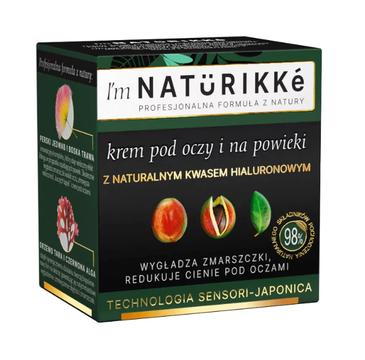 Nat眉rikk茅 鈥� krem pod oczy i na powieki (15 ml)