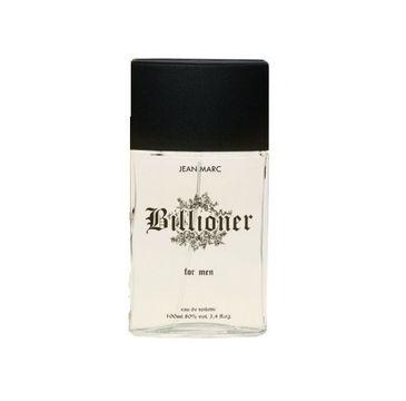 Jean Marc Billioner For Men woda toaletowa spray 100ml