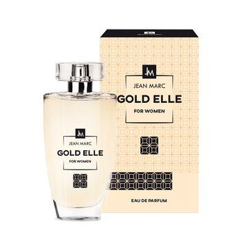 Jean Marc Gold Elle woda perfumowana spray 100ml