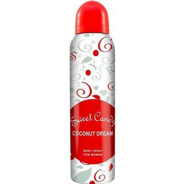 Jean Marc Sweet Candy Coconut Dream dezodorant spray (150 ml)