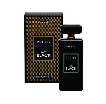 Jean Marc Women Pretty Lady Black woda toaletowa 100 ml