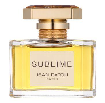Jean Patou Sublime woda toaletowa 50 ml