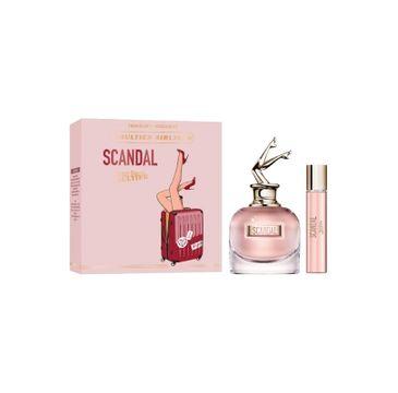 Jean Paul Gaultier Gaultier Airlines Scandal zestaw woda perfumowana spray 80ml + woda perfumowana spray 20ml