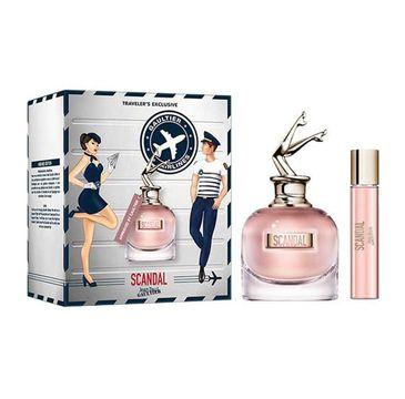 Jean Paul Gaultier – Scandal zestaw woda perfumowana spray 80ml + woda perfumowana spray 20ml (1 szt.)