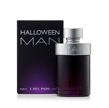 Jesus Del Pozo Halloween Man woda toaletowa spray 125ml