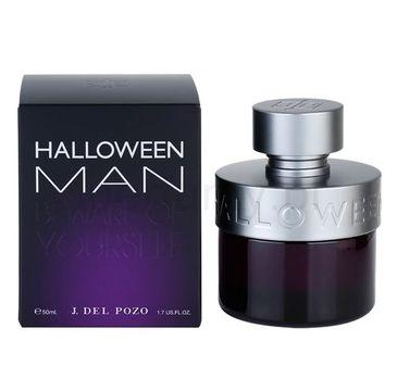 Jesus Del Pozo Halloween Man woda toaletowa spray 50ml