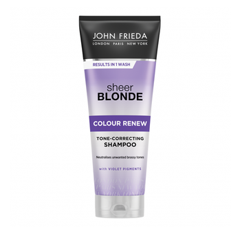 John Frieda – Shere Blonde szampon Color Renew (250 ml)