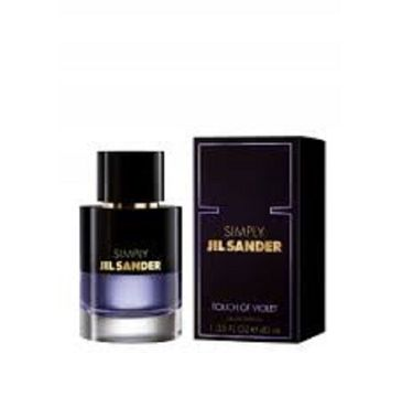 Jil Sander Simply Touch of Violet woda perfumowana spray 40ml