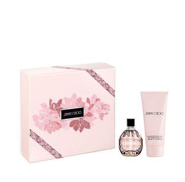 Jimmy Choo zestaw prezentowy woda perfumowana spray 60 ml + balsam do ciała 100 ml
